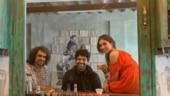 Sara Ali Khan posts unseen pic from Love Aaj Kal set with Imtiaz and Kartik Aaryan: Terrific trio