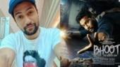 Vicky Kaushal asks fans if they watched Bhoot: Aunty ne to dekhli, aur aapne?