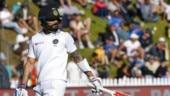 1st Test: Virat Kohli, Prithvi Shaw fail after New Zealand tail hurts India in Wellington