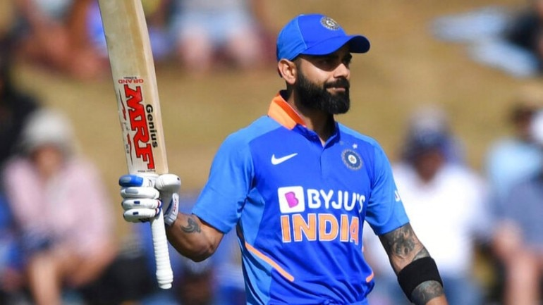 Virat Kohli is now 7th on the list of players with most runs as ODI captains (AP Photo)