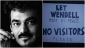 Let Wendell Rodricks rest in peace, no visitors please: Designer's family puts up notice outside home