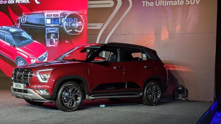 2020 Hyundai Creta Suv Price List In India All Variants