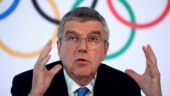 IOC reviewing Tokyo Games scenarios, cancellation not among them: President Thomas Bach