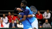 Leander Paes-Rohan Bopanna win in vain as Croatia seal Davis Cup tie over India