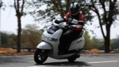 TVS iQube electric scooter first ride review: TVS goes electric one more time