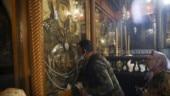 Bethlehem's storied Nativity Church closes amid virus fears