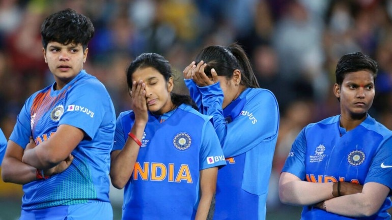 Proud Of The Effort Put In By India Women Throughout The T20 World