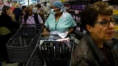 Coronavirus cases in South Africa jump; Mali, Guinea-Bissau get first