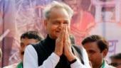Rajasthan CM Ashok Gehlot is better placed than Madhya Pradesh CMKamal Nath
