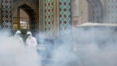 Iran's military on alert as virus kills 77, sickens leaders