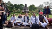Suspension of 7 Congress MPs over unruly behaviour in Parliament revoked