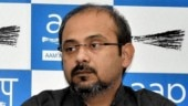 Dilip Pandey appointed AAP chief whip in Delhi Assembly