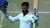 Ranji Trophy semifinal: Arpit Vasavada 139 puts Saurashtra in command vs Gujarat
