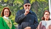 Freedom is still not complete: Farooq Abdullah