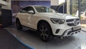 Mercedes-Benz GLC Coupe launched in India: Price, features, specifications, all other details are here