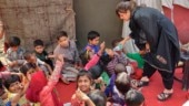 Teaching with a difference: Meet Shama who is educating children in a Delhi slum