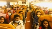 Indian students, compassionate cases depart for India from Rome