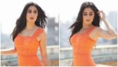 Katrina Kaif in figure-hugging dress gets the spring vibes right at Sooryavanshi trailer launch