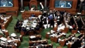 No lunch, dinner break; Lok Sabha sits over 12 hours, touches midnight