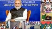 PM Modi leads SAARC meet, member nations start work on regional strategy to tackle coronavirus   10 takeaways