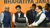 BJP to Jyotiraditya Scindia: We are very democratic, everyone has a say