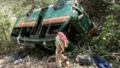 One killed, nine injured as vehicle falls into gorge in J&K's Udhampur