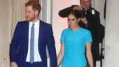 Meghan Markle and Prince Harry make first public appearance together since Royal exit