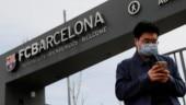 FC Barcelona donates 30,000 masks to Catalonia government help fight coronavirus pandemic