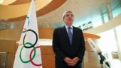 Rescheduled Tokyo Games may come before summer 2021: International Olympic Committee head Thomas Bach