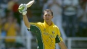 Ricky Ponting shares picture of 2003 World Cup-winning bat, Twitter responds with 'spring-theory'