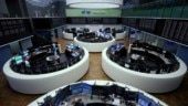 Coronavirus: European shares fall as EU postpones rescue plan