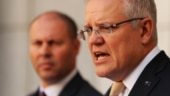 Social distancing nearly healved rate of spread of Covid-19: Australian PM Scott Morrison