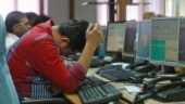 Sensex plummets over 1,100 points, Nifty sinks below 11,000; Yes Bank shares tumble