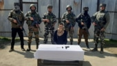 Jaish-e-Mohammed terrorist arrested in J&K's Baramulla