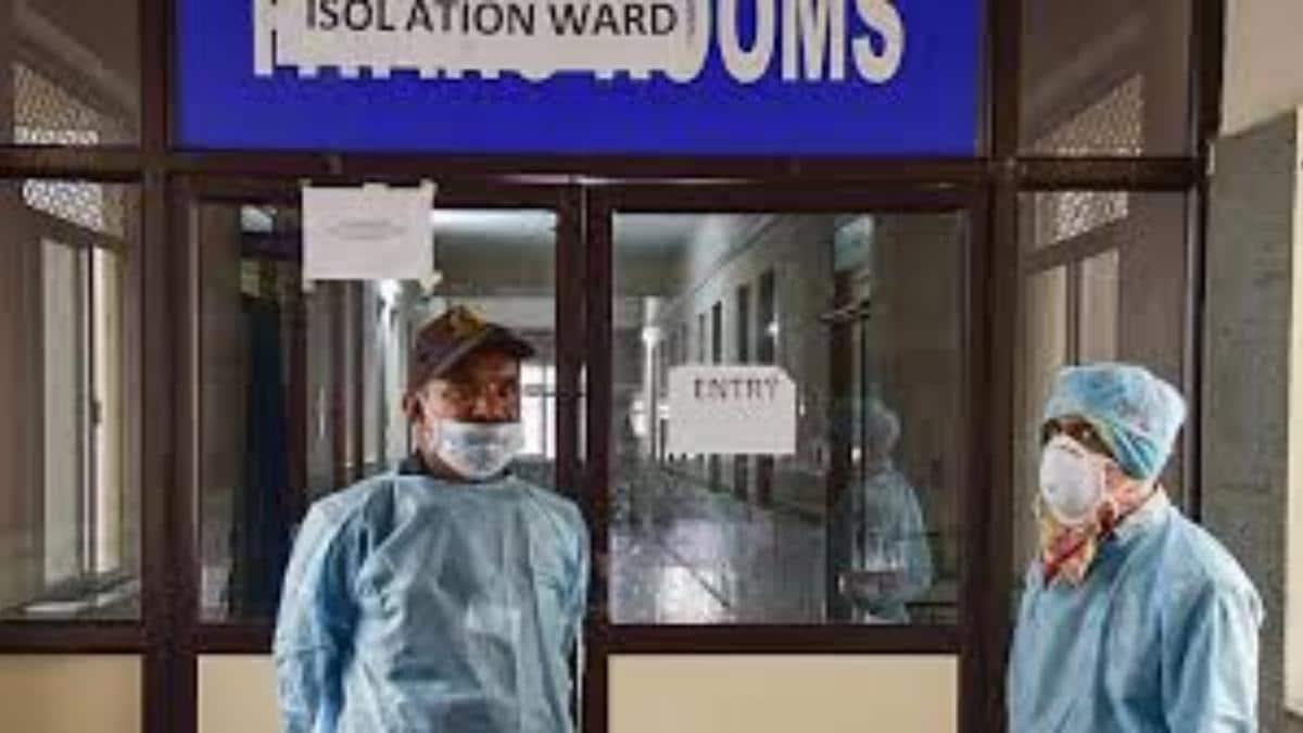 Gurgaon nurse tests corona-positive in Panipat, Haryana's Covid-19 tally  reaches 17 - India News