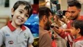 Arpita Khan and Aayush Sharma's son Ahil turns 4, Mamu Salman joins birthday bash. See pics