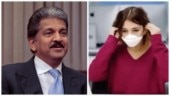 Coronavirus: Anand Mahindra shares easy hack to make face mask at home. Seen yet?