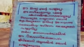 Kerala Police register case after anti-India posters surface in Kannur and Palakkad