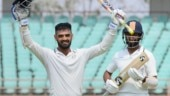Cheteshwar Pujara at the other end gives me a lot of confidence: Arpit Vasavada