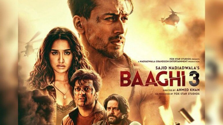 Image result for baaghi3