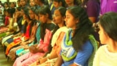 Girl students from Coimbatore college donate hair to make wigs for cancer patients. Good job, says Internet