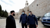 Palestinians suspend prayers at mosques, churches to fight coronavirus