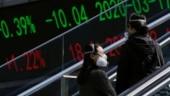 Stocks shaky after worst Wall Street crash since 1987