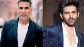 Coronavirus lockdown: Kartik Aaryan photoshops his face onto Akshay Kumar in Phir Hera Pheri meme