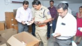 Fake hand sanitiser racket busted in Hyderabad after 1 lakh bottles sold for Rs 1.4 crore