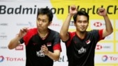 Badminton: Mohammad Ahsan, Hendra Setiawan keen on staying in top shape for Tokyo Olympics