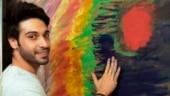 Vijayendra Kumeria rediscovers his passion for painting amid coronavirus lockdown
