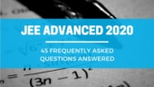 JEE Advanced 2020: 45 frequently asked questions answered to clear all your doubts