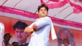 Case against 35 persons over showing black flags to BJP leader Jyotiraditya Scindia