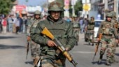 4 terrorists killed in encounter with forces in J&K's Anantnag